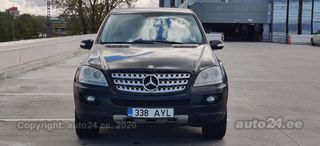 Mercedes-Benz ML 350 3.5 200kW