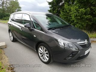 Opel Zafira Tourer 2.0 CDTi 121kW