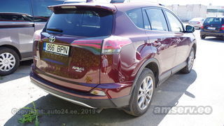 Toyota RAV4 Luxury Plus 2.0 Valvematic 112kW