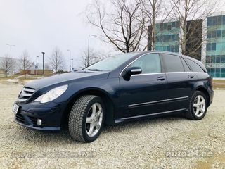 Mercedes-Benz R 320 3.0 165kW