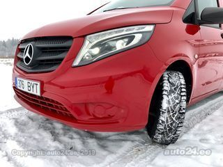 Mercedes-Benz Vito EXTRA LONG 2.1 100kW