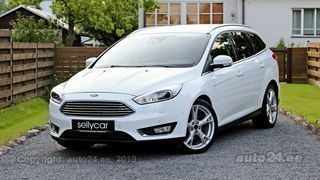 Ford Focus Turnier Titanium X Driving Safety Package 2.0 DURATORQ R4 16v 110kW