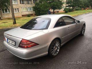 Mercedes-Benz CL 500 5.0 220kW