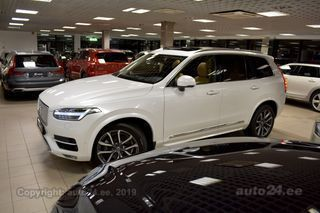 Volvo XC90 AWD B&W 360C LUX INSCRIPTION XENIUM INTELLI F 2.0 D5 Volvo ON Call 165kW