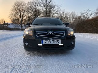 Toyota Avensis Facelift 2.2 130kW