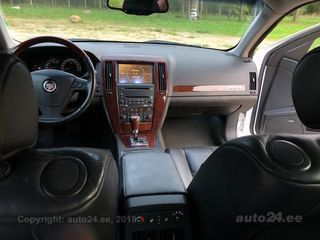 Cadillac STS 3.6 189kW