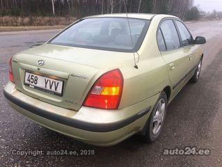 Hyundai Elantra 2.0 104kW