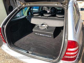 Mercedes-Benz C 320 AMG pakett 3.0 V6 165kW