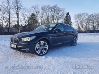 BMW 535 GT 3.0 220kW