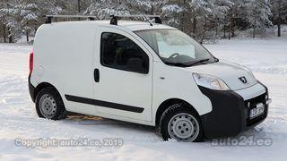 Peugeot Bipper 1.2 HDI 72kW