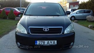 Toyota Avensis Verso 2.0 R4 85kW