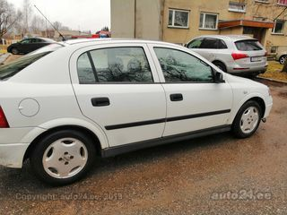 Opel Astra 1.4 66kW