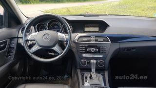 Mercedes-Benz C 220 2.1 125kW