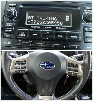 Subaru Forester X-MODE SI-drive CVT 4WD 2.0 BOXER 110kW