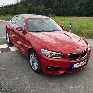 BMW 220 2.0 135kW
