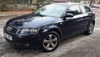 Audi A3 Attraction 2.0 TDI 16V 103kW