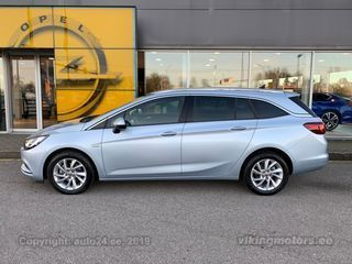 Opel Astra Sports Tourer Innovation 1.4 Turbo 110kW