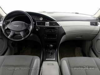 Chrysler Pacifica Facelift ATM 4.0 186kW