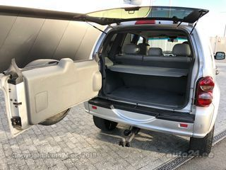 Jeep Cherokee Limited Edition Facelift 2.8 CRD 120kW