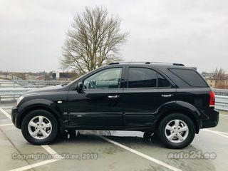 Kia Sorento Executive 2.5 125kW