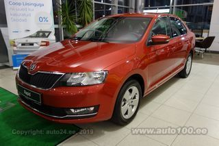 Skoda Rapid Ambition 1.0 TSI 70kW