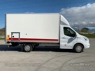 Ford Transit Furgoon+lift 2.2 TDI 114kW