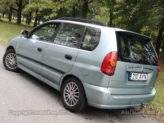 Mitsubishi Space Star Wagon-Star 1.6 R4 72kW