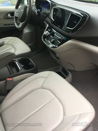 Chrysler Pacifica 3.6 3.6L petrol 214kW