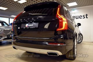 Volvo XC90 AWD 360 B&W LUX+ INSCRIPTION INTELLI FULL 2.0 D5 MY2017 WINTER PRO 173kW