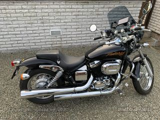 Honda VT 750 Black Widow V2 33kW