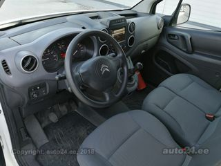 Citroen Berlingo 1.6 HDi 73kW