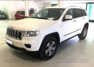Jeep Grand Cherokee 4x4 Limited 2012 MY 3.0 177kW