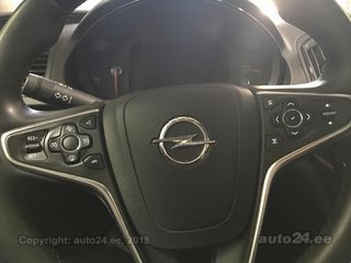 Opel Insignia SPORTS TOURER SW 2.0 120kW