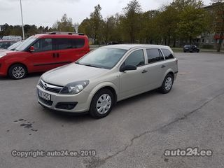 Opel Astra 1.6 r4 77kW