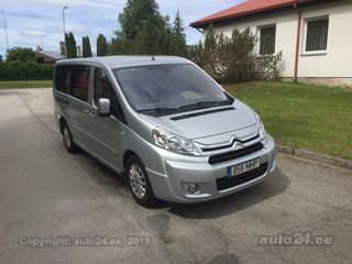 Citroen Jumpy 2.0 120kW