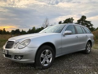 Mercedes-Benz E 350 4MATIC 3.5 V6 200kW