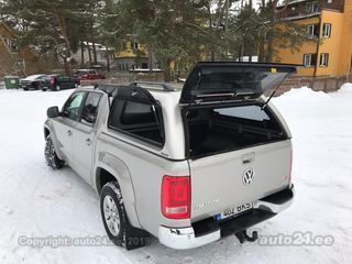 Volkswagen Amarok Highline 4motion 2.0 132kW