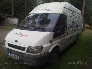 Ford Transit Transit 350L VAN 2.4 TDI 101kW