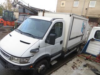 Iveco Daily 3.0 122kW