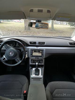 Volkswagen Passat 2.0 TDI 103kW