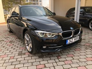 BMW 330 xDrive TwinPower Turbo Sport Line Facelift 3.0 R6 190kW