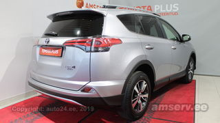 Toyota RAV4 Luxury 2.0 Valvematic 112kW