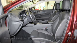Opel Insignia Sports Tourer Innovation 4WD OPC-Line 2.0 154kW