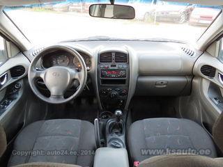 Hyundai Santa Fe 4WD GLS 2.0 CRDi 83kW