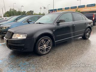 Skoda Superb 2.5 BDG 120kW