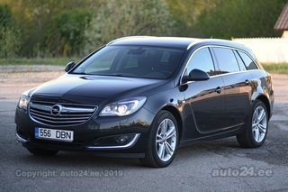 Opel Insignia 4x4 Sports Tourer Facelift 2.0 120kW