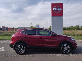 Nissan Qashqai DIG-T 160 N-Connecta DCT LED 1.3 117kW
