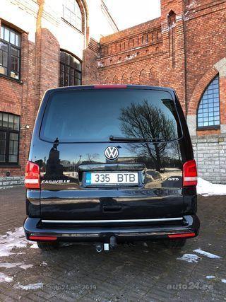 Volkswagen Caravelle Comfortline Long 2.0 TDI 100kW