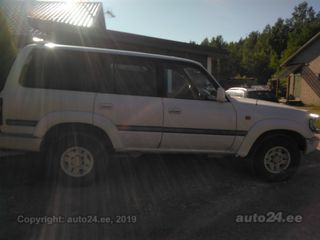 Toyota Land Cruiser 4.2 R6