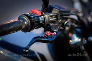Yamaha MT-09 ABS/TCS/Quickshifter/D-Mode CP3 85kW